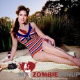 Zombie Sexy Pinup Zombabe Girl 2