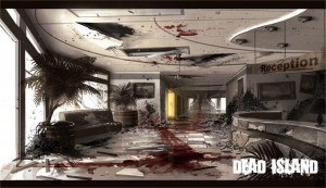 Dead Island Wallpaper HD Zombie Hospital Art