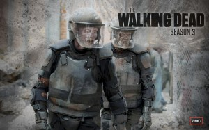 The Walking Dead Season 3 Wallpaper | Zombie 4 Background