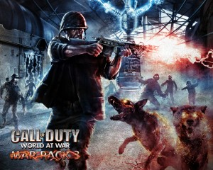 Call of Duty Zombie Wallpaper