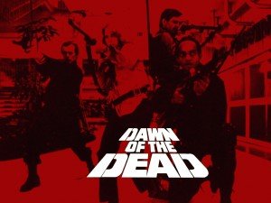 Dawn of the Dead Zombie Wallpaper