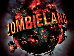 Zombieland Logo Cover Wallpaper