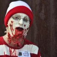 zombie waldo at zombie walk