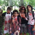 child zombies zombie kids