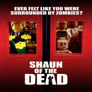 Shaun of the Dead Legos 1