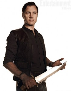 The Walking Dead Season 3 The Governor
